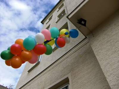Sabine_Dinkel_Jubiläum_Ballons