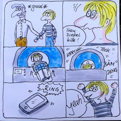 Sabine-Dinkel-Comic-MRT